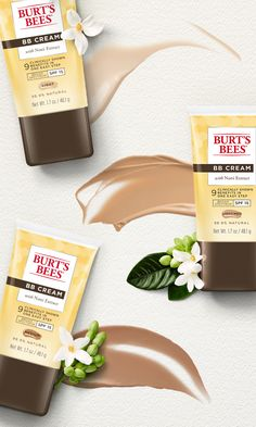 Somewhere between makeup and moisturizer lies our new, natural BB Cream. Its 3 mineral-rich shades have a light touch, naturally hydrating, firming, smoothing, and perfecting a variety of skin types.