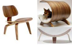 Para AUmantes de design assinado Objetos para pets com jeito de loja de decoração