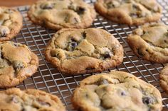 The best chocolate chip cookies | http://www.hercampus.com/school/strath/strath-bakes-cookies