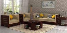 wooden sofa set ile ilgili görsel sonucu