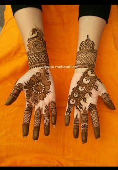 Latest Henna Mehndi Design Images For Hands - Kurti Blouse Full Hand Mehndi Designs, Henna Art Designs, Mehndi Designs For Girls, Mehndi Designs For Beginners, Modern Mehndi Designs, Dulhan Mehndi Designs, Mehndi Design Pictures, Mehndi Designs For Fingers, Latest Mehndi Designs