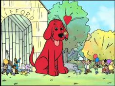 ▶ Clifford! Celebrates Valentine's Day | PBS KIDS - YouTube