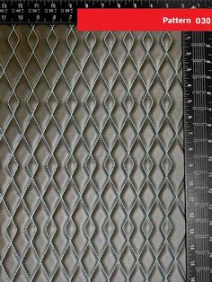 Car Interior Upholstery, Automotive Upholstery, Quilting Tips, Quilting Designs, 3d Geometric Shapes, Custom Car Interior, Sewing Equipment, Bentley Car, Leather Seats