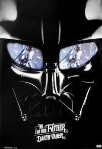 Plakat Star Wars No, I Am Your Father