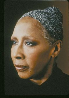Judith Jamison, renowned dancer, choreographer, teacher and artistic director of the Alvin Ailey American Dance Theater