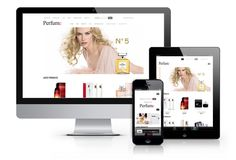 April 2013, Perfume #Shop | #VirtueMart #templates | #Joomla_templates #Ordasoft
