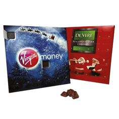 Traditional Promotional desktop advent calender