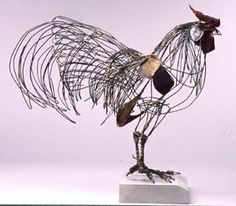 Rosecomb Rooster, Thomas Hill