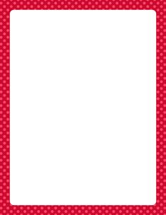 Printable red polka dot border. Free GIF, JPG, PDF, and PNG downloads at http://pageborders.org/download/red-polka-dot-border/. EPS and AI versions are also available.