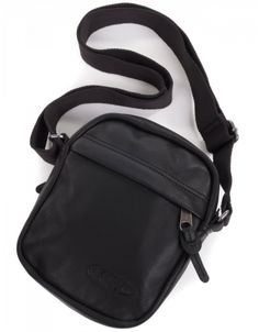 4c3ac136c0c7 Buy The One Sidepack - Black Leather by Eastpak from our Accessories range  - Blacks