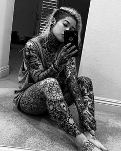 Tattoed Girls, Stay Gold, Stretched Ears, Baby Animals, Teaching, Shit Happens, Life, Posts, Instagram