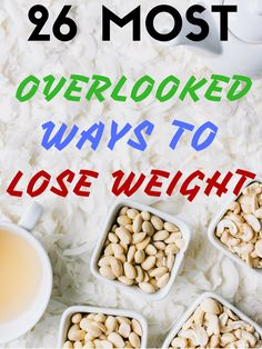 You don't need a fancy plan to drop the pounds.About 750 years ago, a British philosopher and scholar named William of Ockham came up with a theory that can best be summarized like this: Keep it simple, stupid so hire is a list of 26 MOST OVERLOOKED WAYS TO LOSE WEIGHT