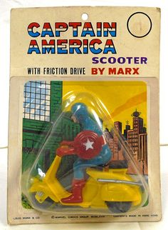 Scooter by Marx