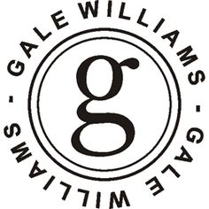 Our Williams Round Monogram Stamp comes with color options to add your own personal touch! Make your customized mark on envelopes, invitations, letters, and more!
