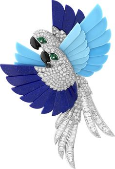 I gioielli dell'Arca di Noé di Van Cleef & Arples - Vogue.it
