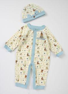 winnie the pooh boy baby clothes