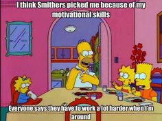 Classic Homer Simpson! #pic