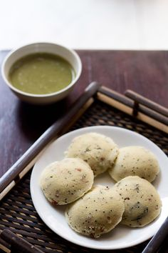 rava idli recipe with step by step photos. rava idli are quick, easy and tasty idli variety made with sooji or semolina (cream of wheat). these rava idli requires no grinding and fermentation. Fried Fish Recipes, Veg Recipes, Indian Food Recipes, Cooking Recipes, Snack Recipes, Dinner Recipes, Oats Recipes, Kitchen Recipes, Vegetarian Recipes