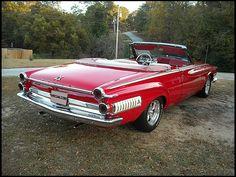 musclecardreaming:  1962 Dodge Polara 500