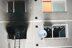 Závada na televizním přijímači zavinila požár