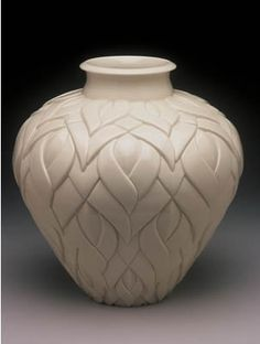 Tiffany  vase by Lynne Meade