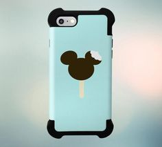 Mickey Ice Cream Bar  Phone CaseiPhone 7 iPhone by CaseCoutureShop