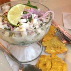 Ceviche Peruano   Casa Colombia