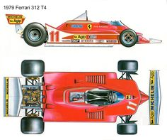 Ferrari 312 T4 - 1979