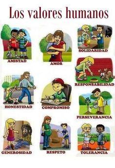 ¡Los #valores #humanos sí son importantes! Construye valores en tus hijos Mucho…