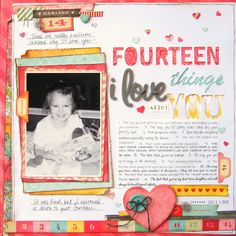 Little Nugget Creations: Love is in the Air @ My Scraps!