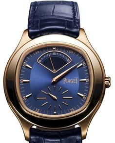 Piaget Emperador Coussin Regulator Watch