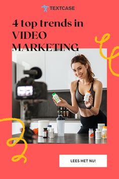 Wil jij je publiek snel interesseren én goed vasthouden? Dan is videomarketing wellicht iets voor jou. Er zijn ontzettend veel mogelijkheden, maar waar begin je mee en waar moet je op letten? Wat zijn de trends in videomarketing voor 2021? Lees het in onze blog! #video #socialmedia #youtube #marketing #videomarketing #trends