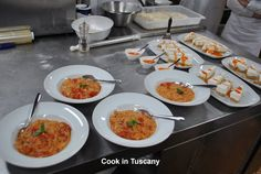 Lunch time  www.cookintuscany.com     #tuscany #montefollonico #cookintuscany #Italy #cooking #school #culinary #montepulciano #class #schools #classes #cookery #cucina #travel #tour #trip #vacation #pienza #florence #cook #tuscan #cortona #allinclusive #underthetuscansun