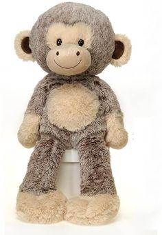 Toy Monkey, Monkey Bag, Christmas Teddy Bear, Pet Toys, Cuddling, Little Ones, Folk, Animals, 3 Years