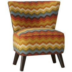 I pinned this Adobe Guest Chair in Panama Wave Adobe from the Route 66 event at Joss and Main!