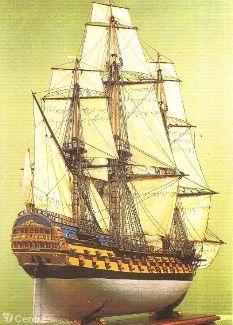 La Belle Poule est exposée au musée Forges et Marine. - Gobet Jean-Marie