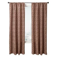 Diplomat Decor Morrison Scroll 84-Inch Rod Pocket Panel, Latte Merlot by Diplomat Decor. Save 20 Off!. $36.42. All Rights Reserved. Elegant flocked scroll faux silk. Panel measures 55-inch by 84-inch. 55-Percent Polyester 45-Percent Nylon. Diplomat Decor Morrison Scroll 84-Inch Rod Pocket Panel, instantly updates your home decor. Available in 11 colors.