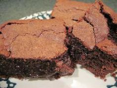 Best-Ever Brownies from Baking With Julia Child. Photo by Niesgirl