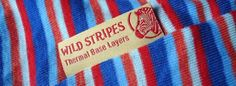 PTC* » Blog Archive » Wild Stripes Base Layers Review labeling ideas