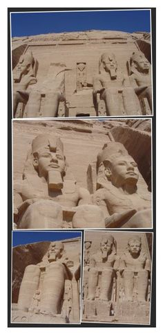 Grand temple d'Abou Simbel