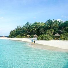 The Maldives Island - Baros #Maldives