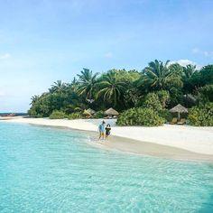 The Maldives Island - Baros #Maldives