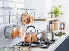 Kuchnia pełna blasku | Meble i akcesoria wybrane przez stylistki Westwing