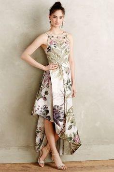 Geisha Designs Azores #Dress #anthrofave