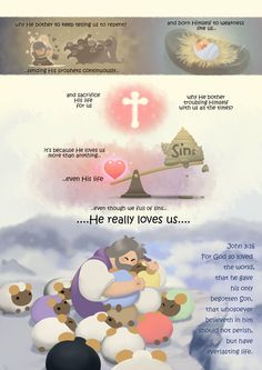 Why Doesnt He Create A New Ones 2 by kokecit on DeviantArt Christian Artwork, Christian Pictures, Christian Love, Christian Quotes, Bible Art, Bible Scriptures, Jesus Artwork, Jesus Pictures, Bible Pictures