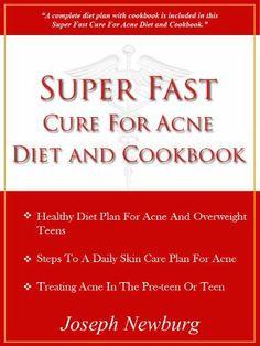 Super Fast Cure For Acne Diet and Cookbook by Joseph Newburg, http://www.amazon.com/dp/B004W3W07W/ref=cm_sw_r_pi_dp_F.agrb1ZE56A5