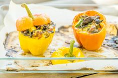 Plant Based Diet, Favorite Recipes, Stuffed Peppers, Fruit, Vegetables, Cooking, Foods, Life, Kitchen