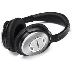 http://www.spainsaudiovisual.com  Bose Quiet Comfort 15 headphones