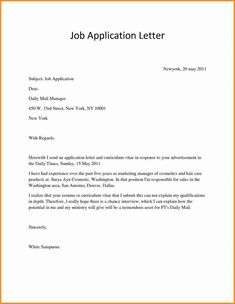 Impressive Best Internship Cover Letter yeter Wpart Of Simple Employment Cover Letter Template: 23 Belief 2020 Application Letter For Employment, Writing An Application Letter, Application Letter For Teacher, Employment Cover Letter, Job Application Cover Letter, Resume Cover Letter Examples, Job Letter, Job Cover Letter, Cover Letter For Resume