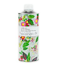 Wildflower & Fern Bubble Bath by Library of Flowers